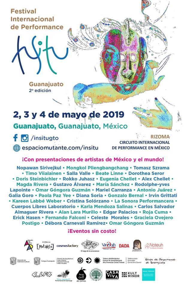 InSitu Guanajuato2019